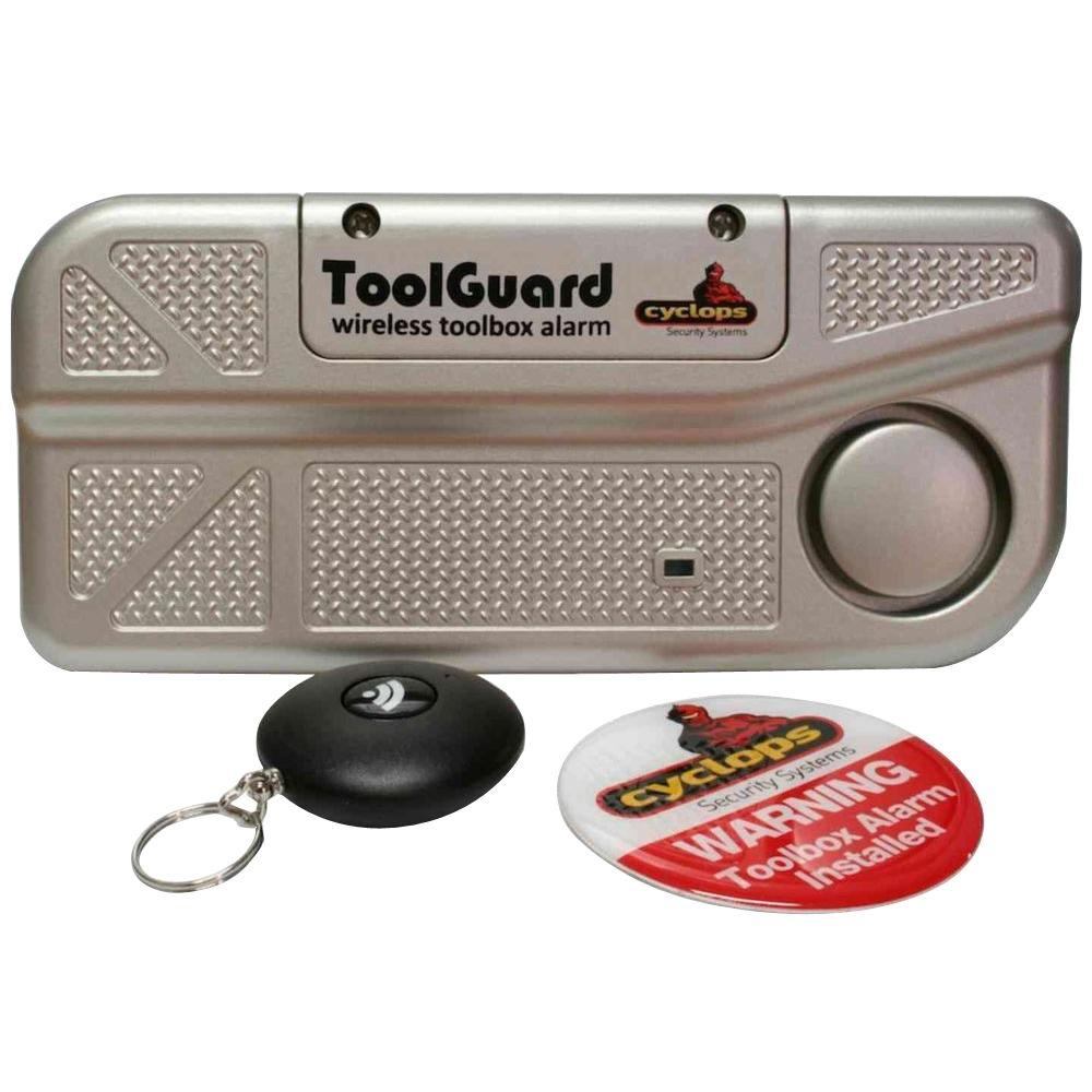 ToolGuard Wireless Theft Deterrent Device-DISCONTINUED