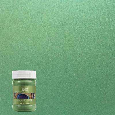 Oz Mystical Green Metallic Interior Exterior Paint
