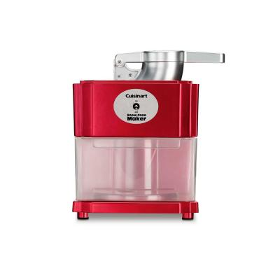 20 oz. Red Countertop Snow Cone Machine