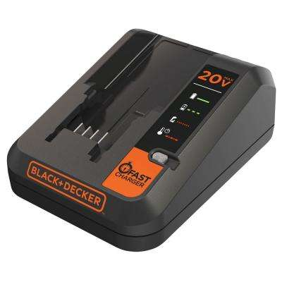 20-Volt Lithium-Ion Battery Charger