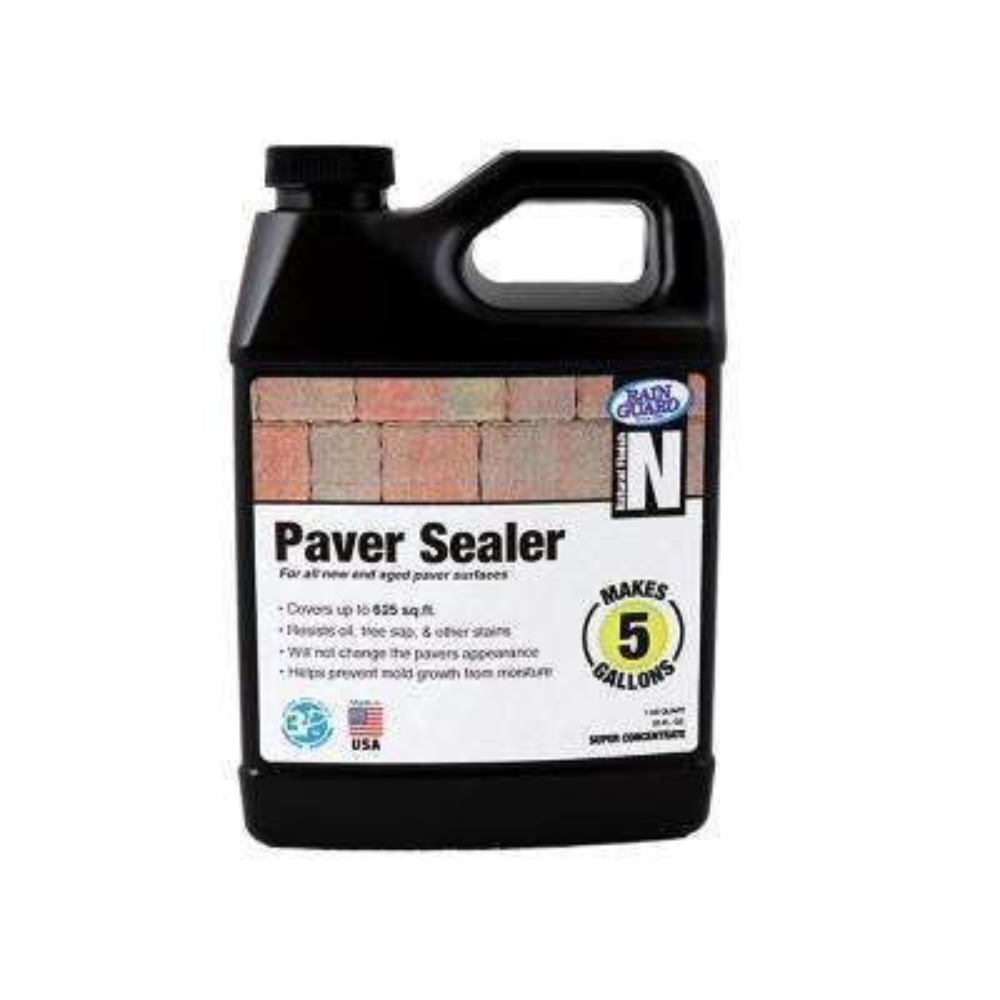 32 oz. Paver Sealer Super Concentrate Penetrating Water Repellent (Makes 5 gal.)
