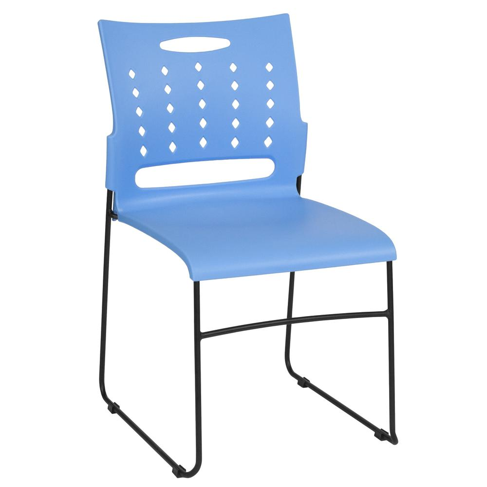 Carnegy Avenue Blue Stack Chair