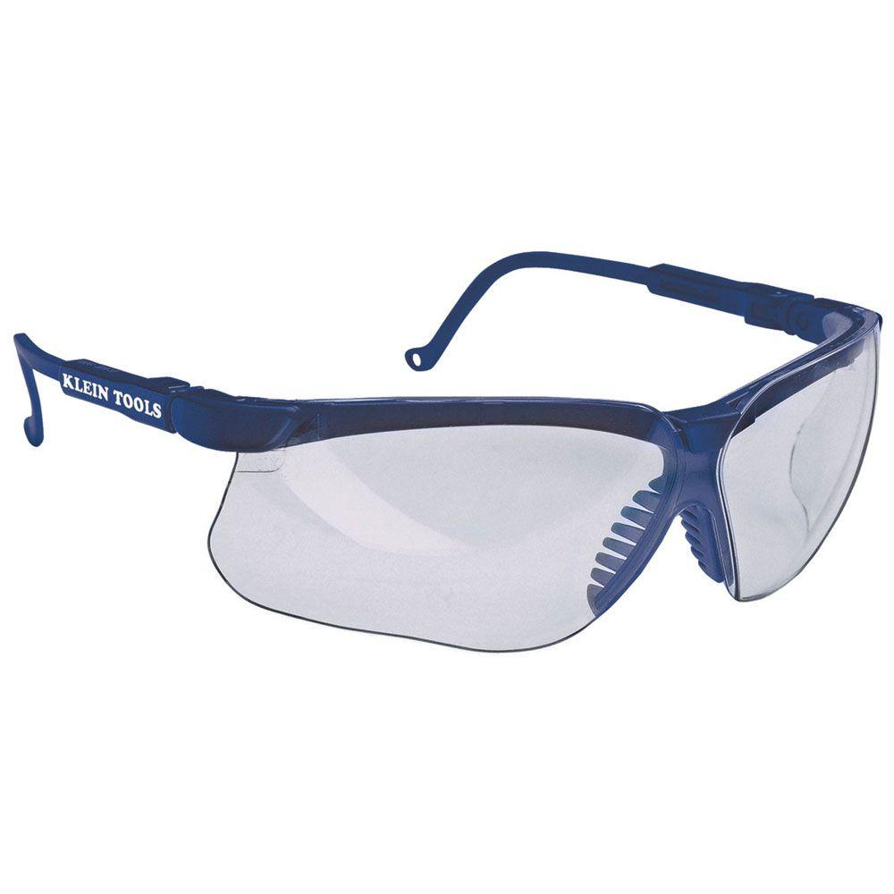 null Protective Eyewear Standard (blue frame)