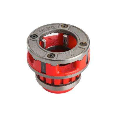 2 in. 12-R Alloy NPT Right-Hand 11-1/2 TPI Die Head