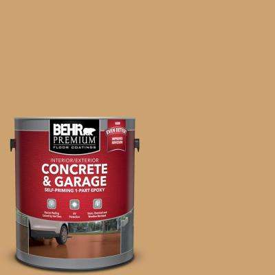 1 gal. #PFC-29 Gold Torch Self-Priming 1-Part Epoxy Satin Interior/Exterior Concrete and Garage Floor Paint
