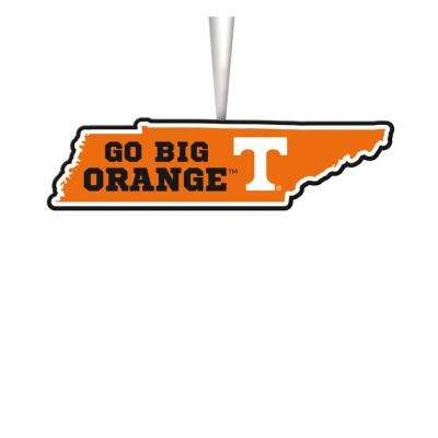 University of Tennessee 5 in. NCAA Team State Christmas Ornament
