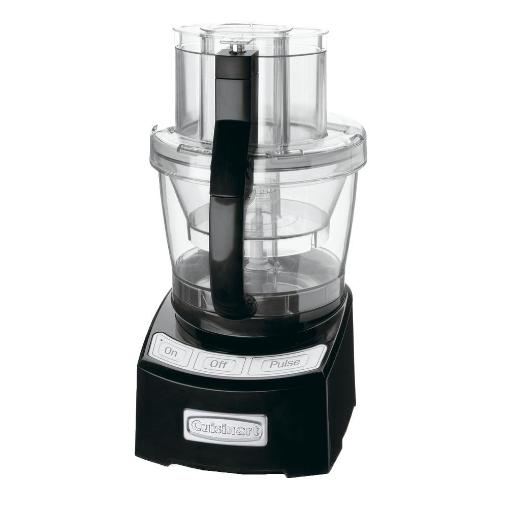 Cuisinart Elite Collection 12-Cup Food Processor in Black
