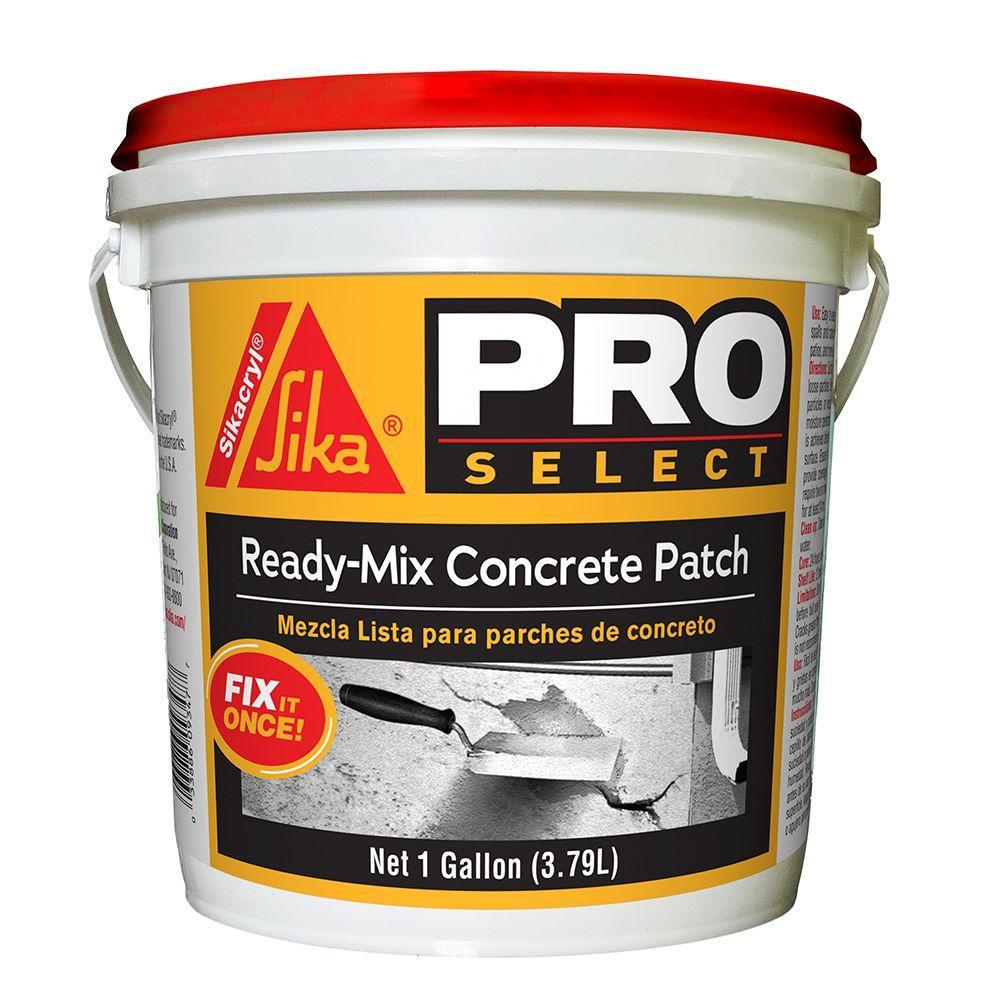 1 Gal. Ready-Mix Concrete Patch