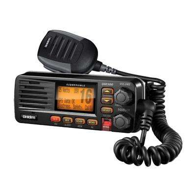 VHF Fixed Mount Radio - Black