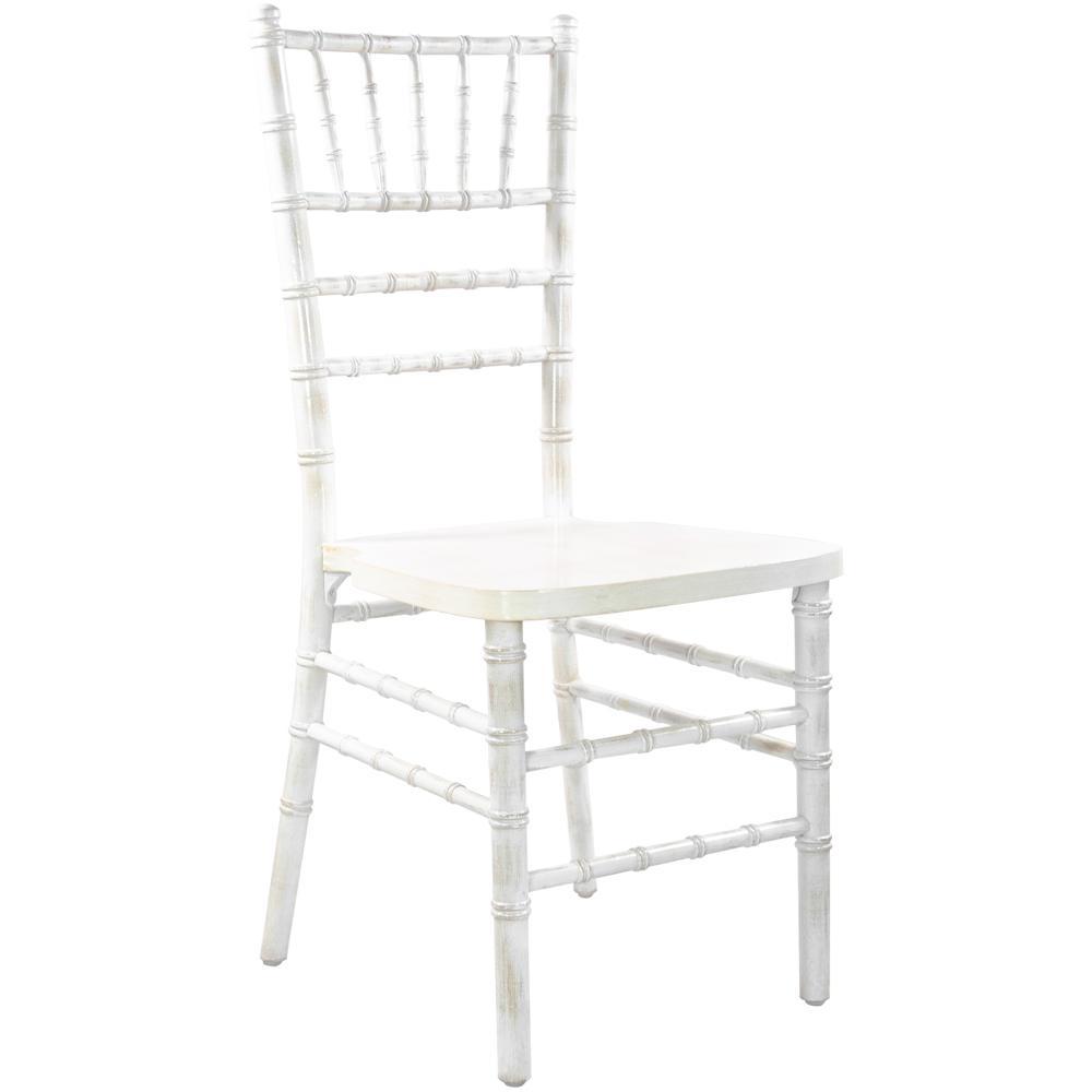 Lime Wash Wood Chiavari Chair (20-Pack)