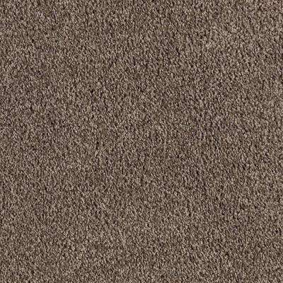 Durst II - Color Hearthstone Texture 12 ft. Carpet