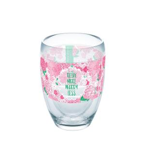 Click here to buy Tervis Simply Southern Relax More Floral 9 oz. Double-Walled Tritan Stemless Wine Glass by Tervis.