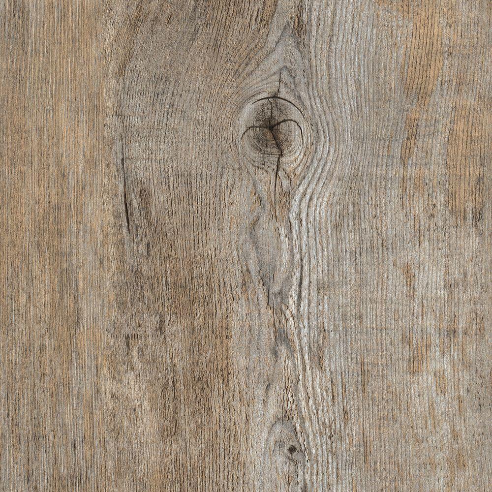 Take Home Sample - Embossed Long View Pine Vinyl Plank Flooring - 5 in. x 7 in.