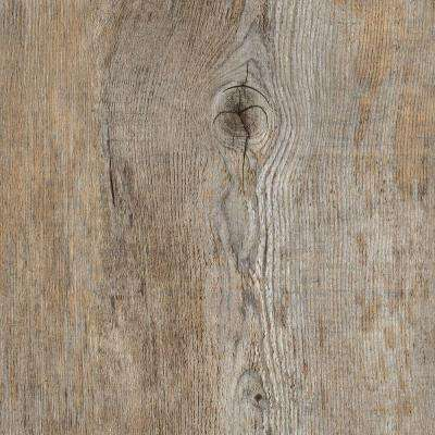 Take Home Sample - Embossed Long View Pine Vinyl Plank Flooring - 5 in. x 7 in.