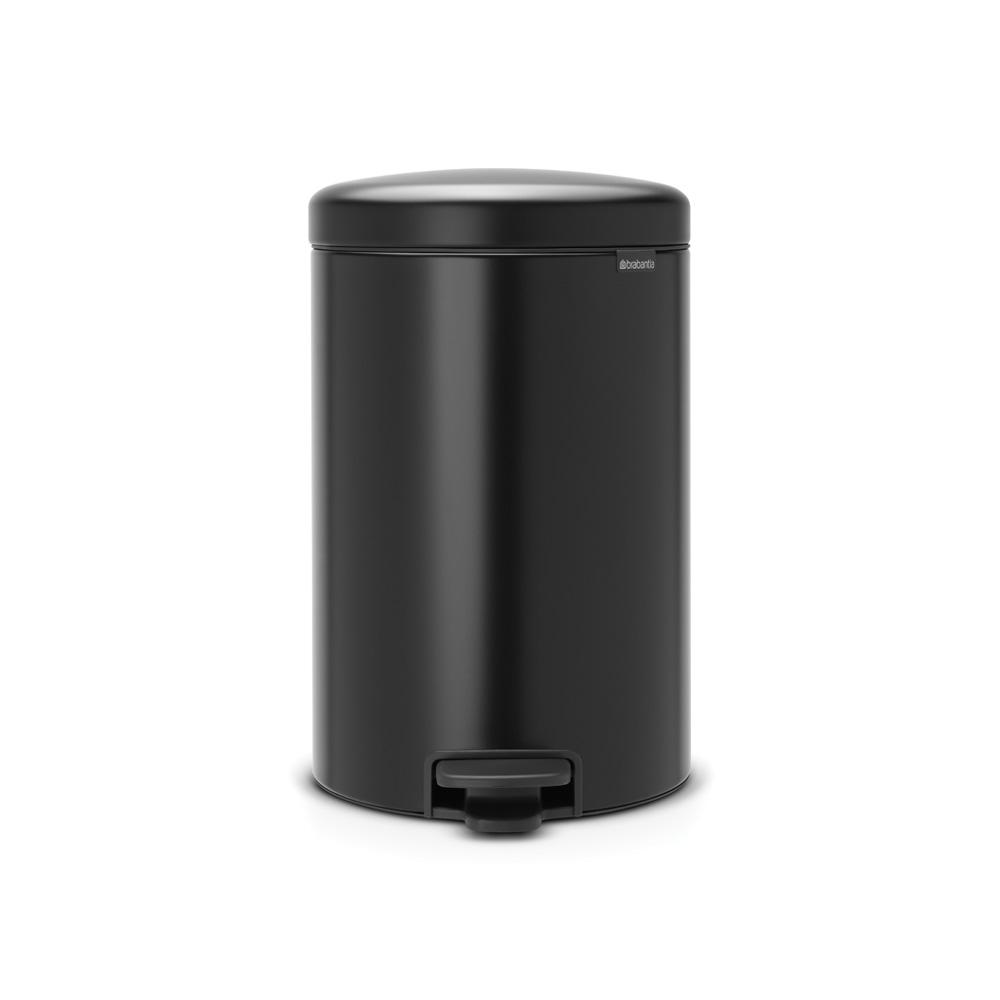 Brabantia Step-On Trash Can Super-Light Pedal Operation 5.3