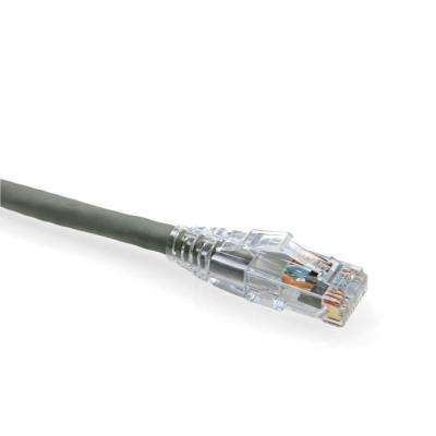 eXtreme 3 ft. Cat 6+ Patch Cord, Gray