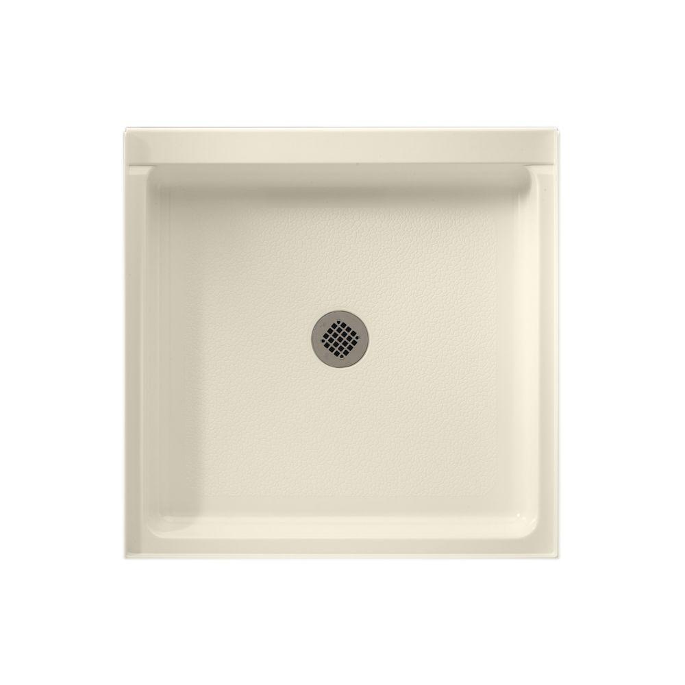 Swan Veritek 32 in. x 32 in. Single Threshold Shower Pan ...