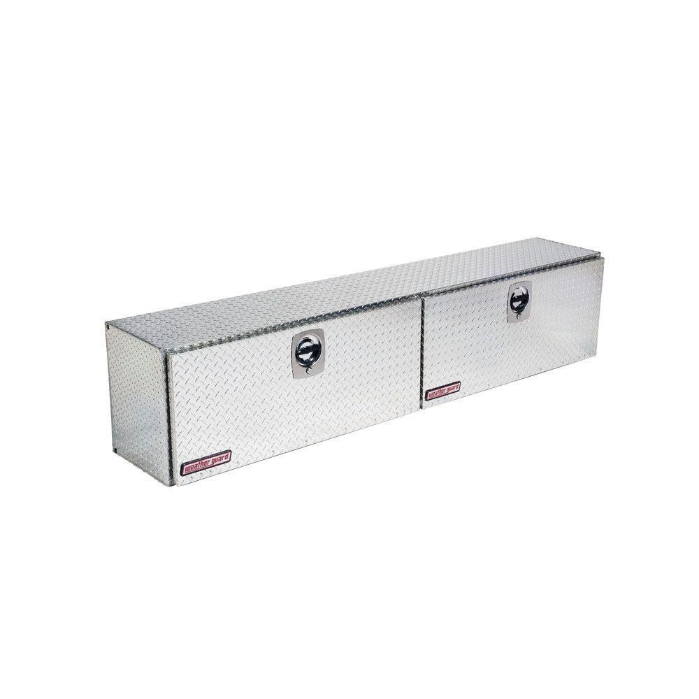 Super Hi-Side Aluminum Truck Box