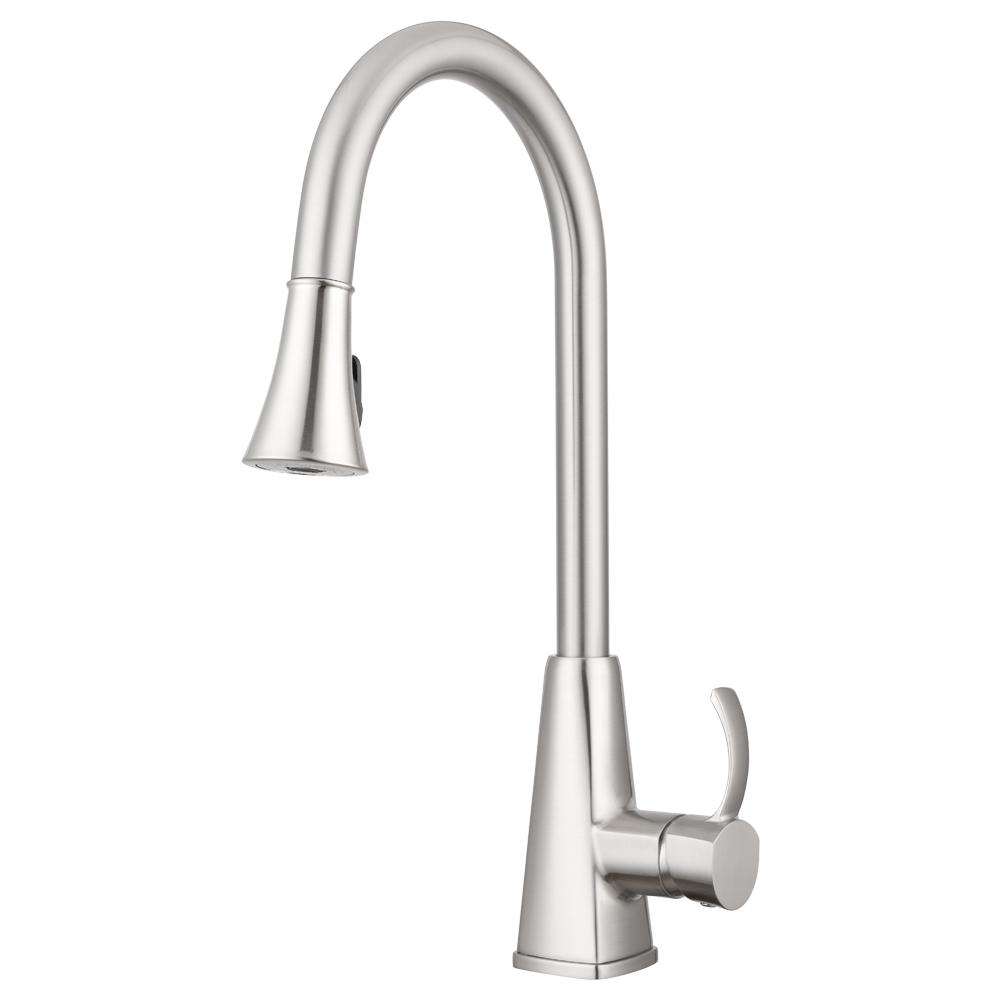 Snap On Kitchen Faucet Sprayer