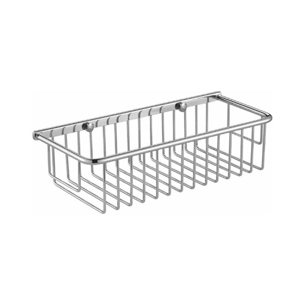 Nameeks General Hotel Wall Mounted Shower Basket in Chrome-Nameeks ...