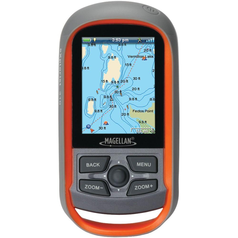 Magellan Explorist 310 Angler Edition GPS