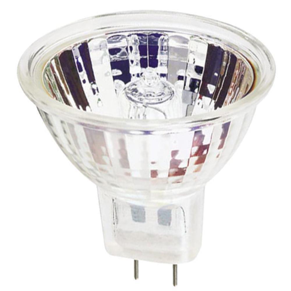 45-Watt Halogen MR16 Clear Lens GU7.9/8.0 Base Flood Light Bulb