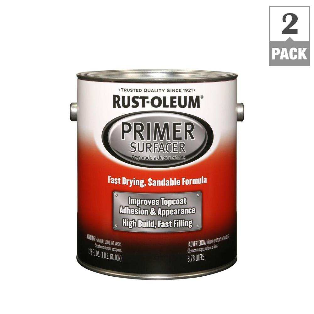 1 gal. Gray Primer Surfacer (2-Pack)