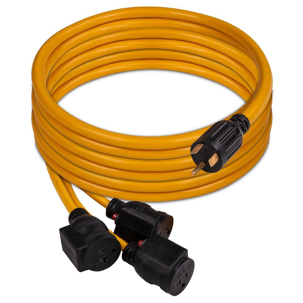 25 ft. Power Cord for Generators