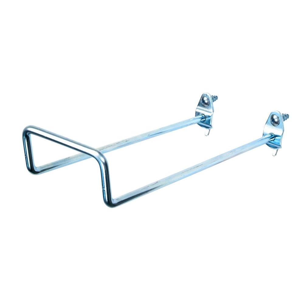 8in. 30 Degree Bend 2-3/4in. I.D. Zinc Plated Steel Double Closed