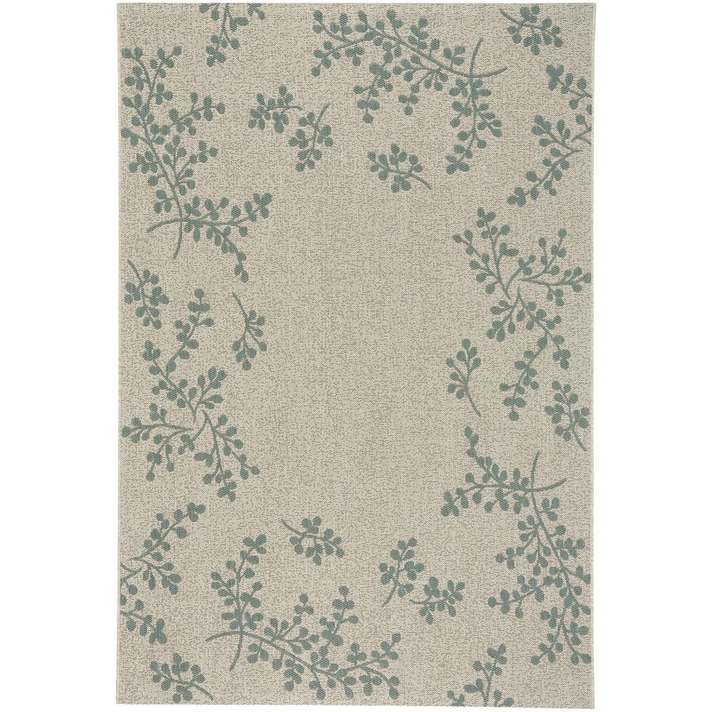Capel Biltmore Elsinore-Winterberry Blue 4 ft. x 6 ft. Indoor/Outdoor Area Rug The Winterberry style is a member of our Elsinore collection, an olefin, outdoor rug design from Biltmore and Capel Rugs. Biltmore Elsinore-Winterberry rugs have a woven construction. Uniting quality materials with beautiful, handcrafted design. Practical yet indulgent, artisanal yet affordable, Capel rugs continues to be a favorite for families 100 years after their debut. We make rugs in our American factories and we also source rug weaving vendors from around the world to create a collection unrivaled in range, unsurpassed in design and uncompromising in quality. Color: Blue.