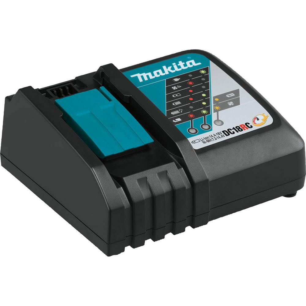 18-Volt LXT Lithium-Ion Rapid Optimum Battery Charger