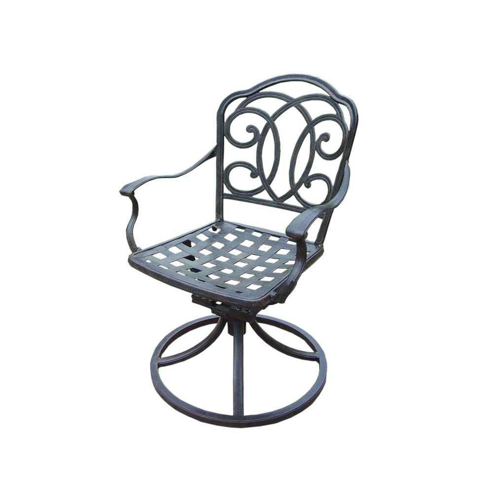 Berkley Metal Outdoor Dining Chair