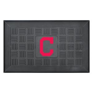 FANMATS Cleveland Indians 18 inch x 30 inch Door Mat by FANMATS