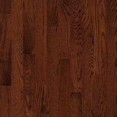 Natural Reflections Oak Sierra 5/16 in. Thick x 2-1/4 in. Wide x Random Length Solid Hardwood Flooring (40 sq. ft./case)