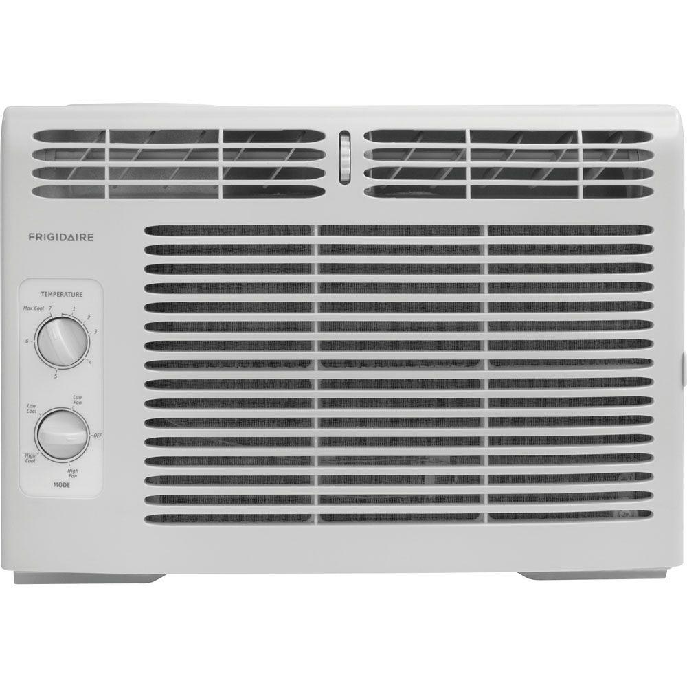 frigidaire 5 000 btu 115 volt window mounted mini compact air rh homedepot com frigidaire air conditioner instruction manual frigidaire air conditioner manual pdf