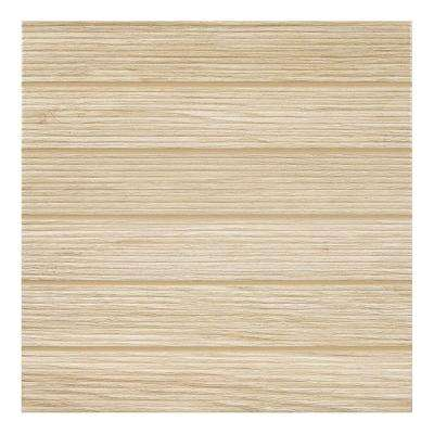 Modern Outdoor Living Natural 18 In X Glazed Porcelain Floor And Wall