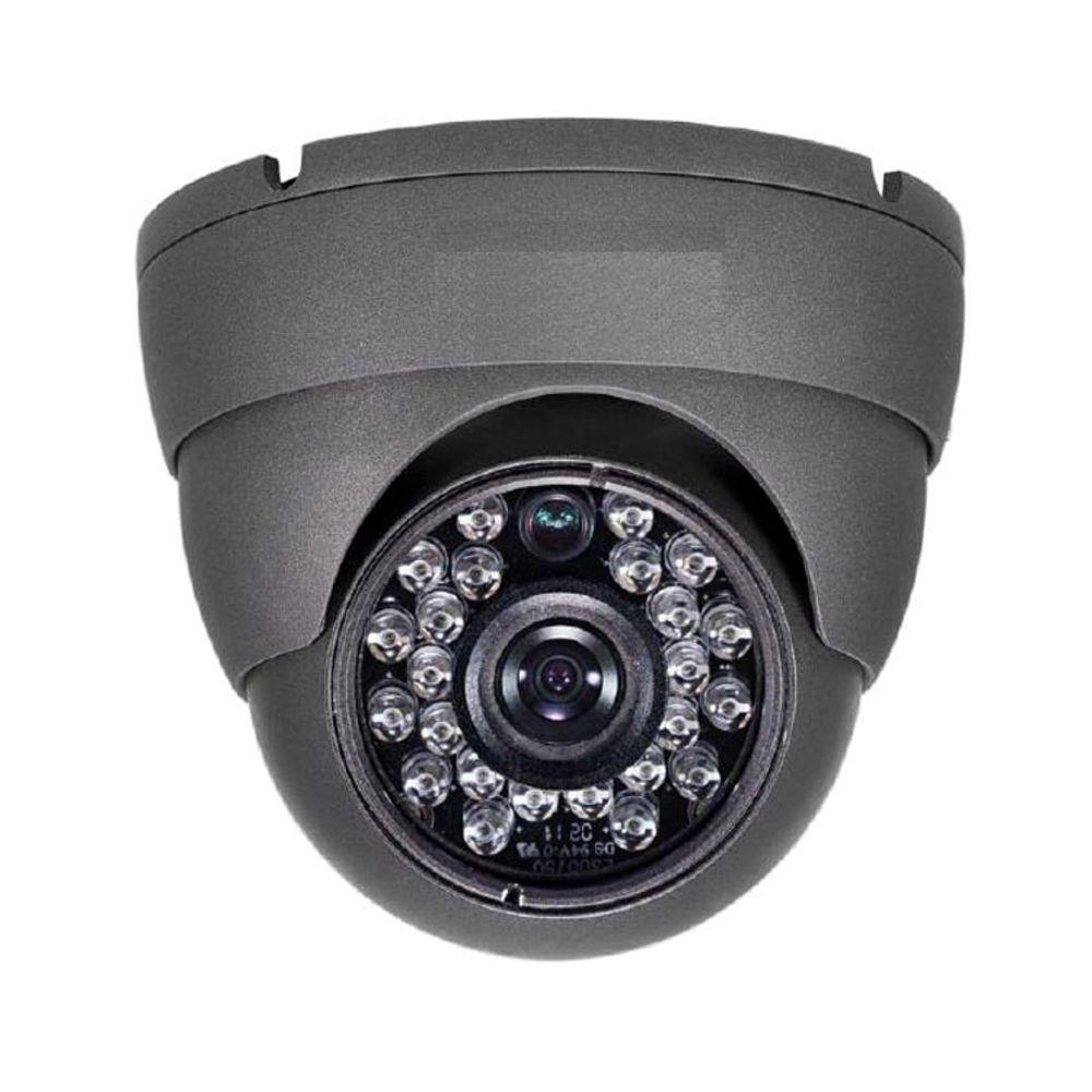 SeqCam Wired 700TVL Waterproof IR Mobile Dome Indoor or Outdoor Standard Surveillance Camera