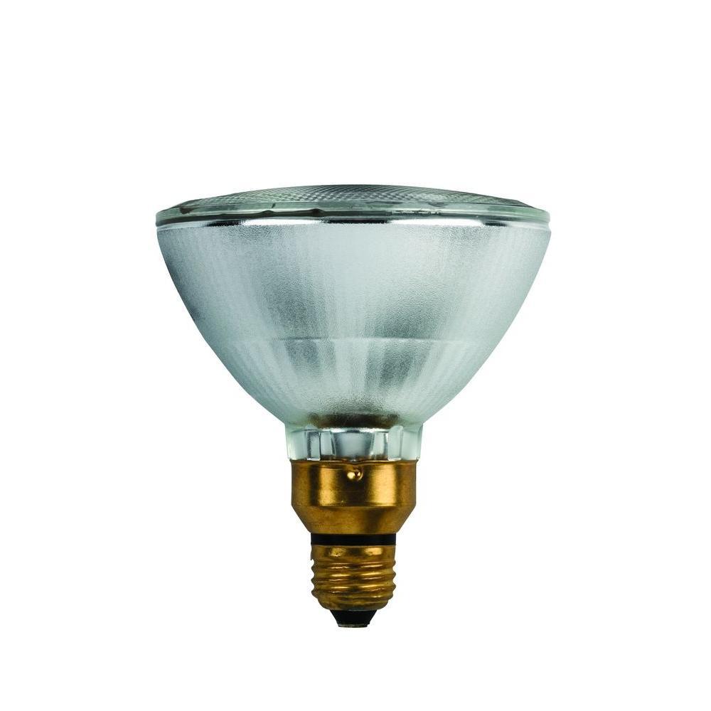 Philips 75 Watt Halogen Par30s Soft White 2900k Flood Light Bulb 428986 The Home Depot