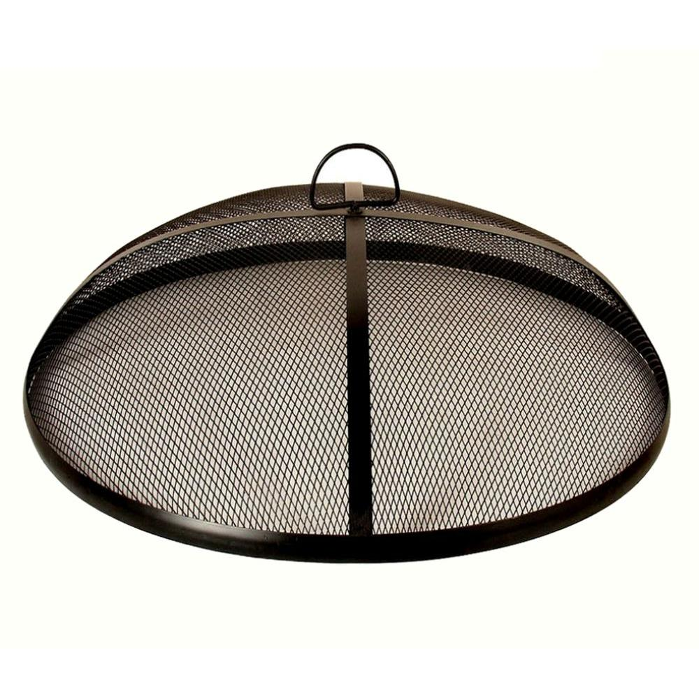 Fire Pit Spark Screens Part - 31: Fire Pit Mesh Screen-DS-25802 - The Home Depot