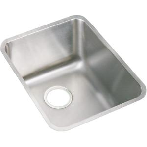Elkay Undermount Stainless Steel 16.5 in. Single Bowl Outdoor Kitchen Sink