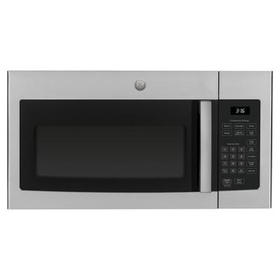 1.6 cu. ft. Over the Range Microwave in Stainless Steel