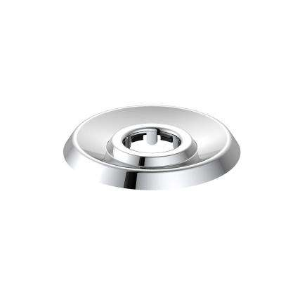 Escutcheon Plate for Tub/Shower Faucet in Chrome