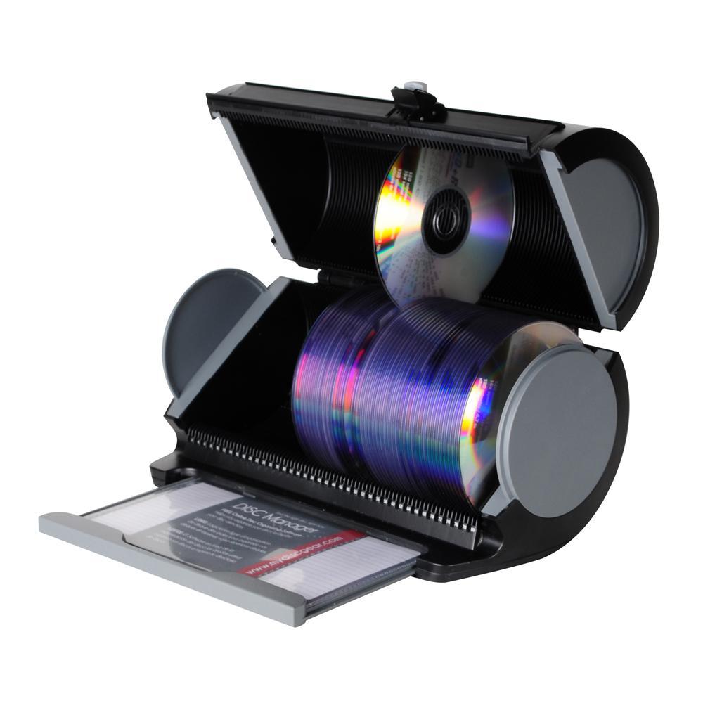 Gloss Media Storage