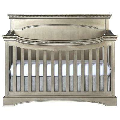 Catalina Antique Bronze Flat Top Convertible Crib