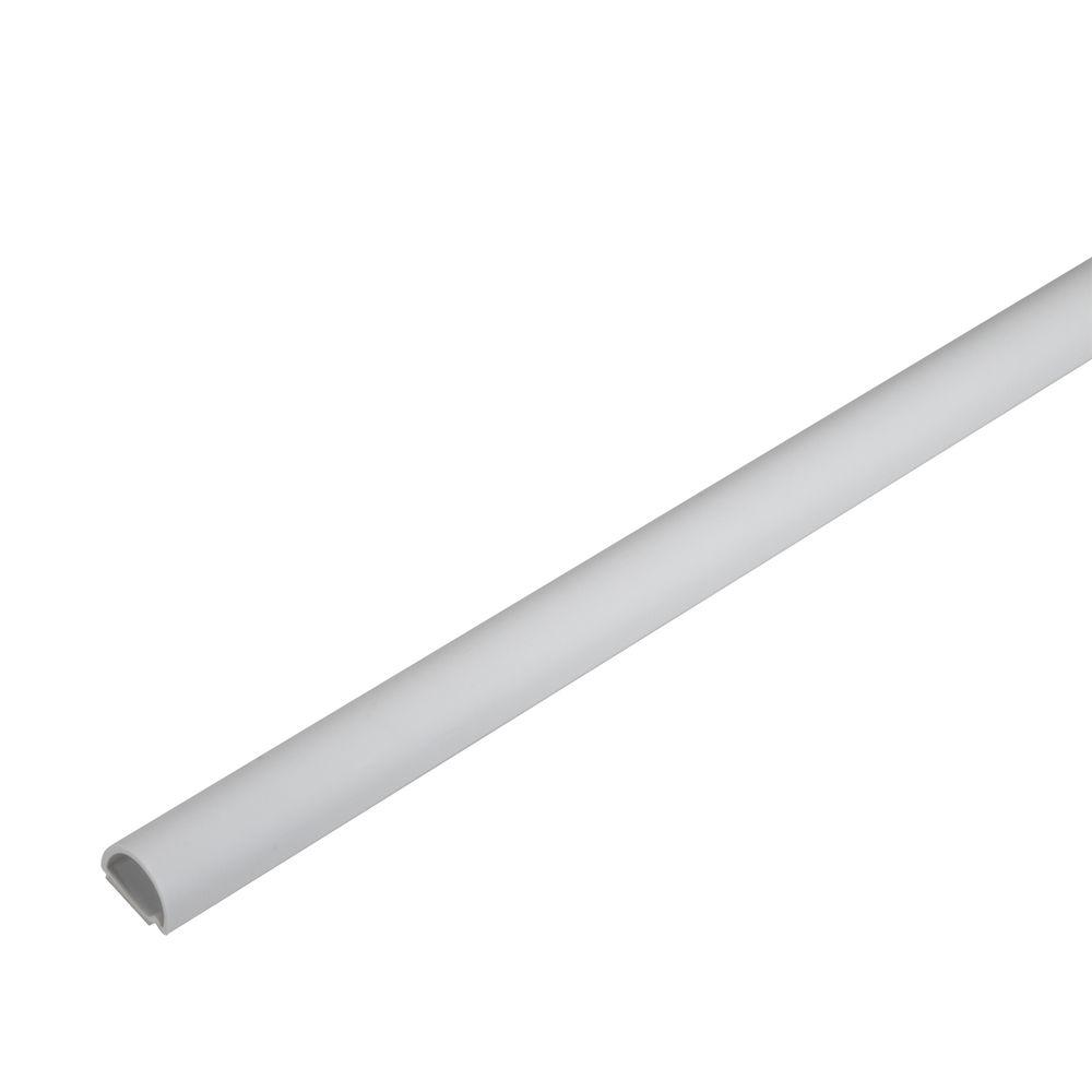 Legrand Wiremold CordMate Channel, White-C10 - The Home Depot