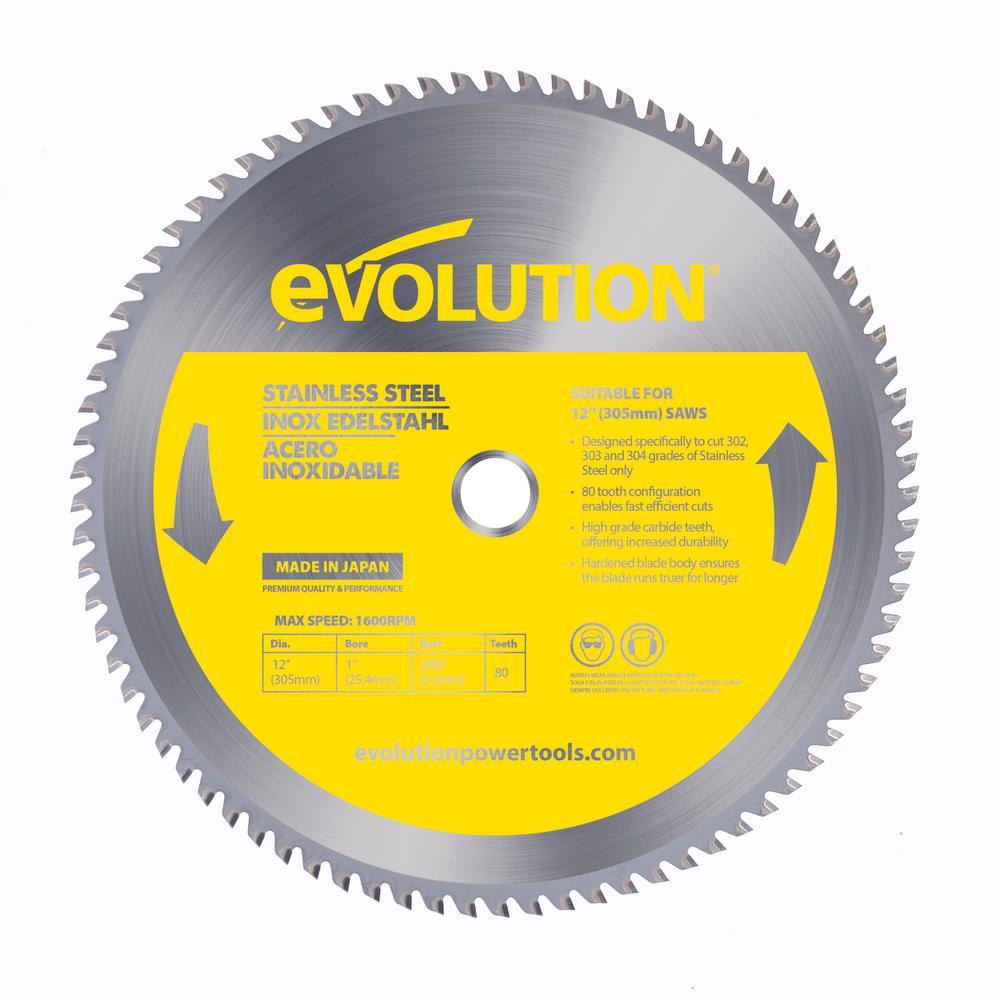 Evolution Metal Cutting Saw Home Depot