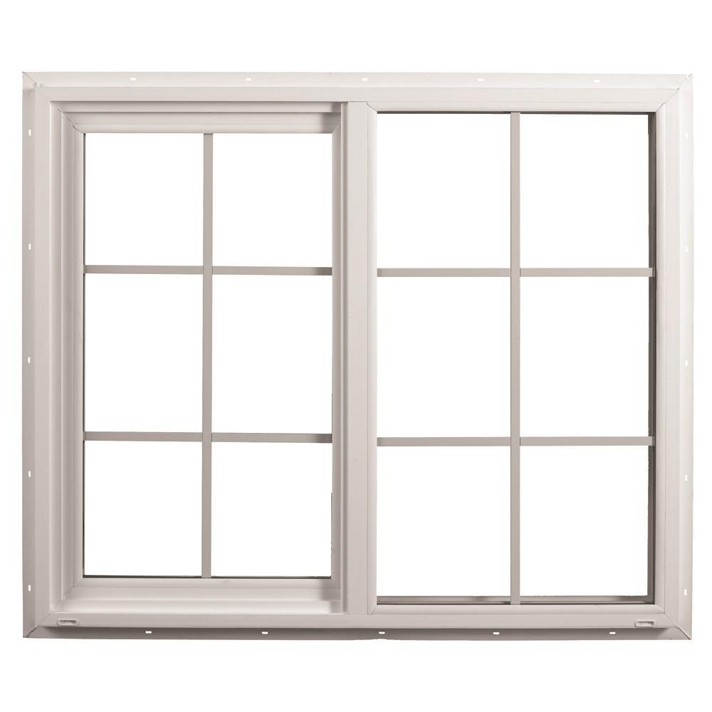 ply gem windows home depot nowosti ply gem 595 in 355 400 series lefthand sliding vinyl
