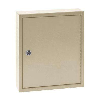 60 Key Cabinet in Beige