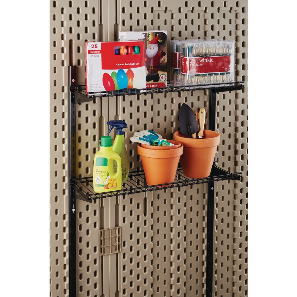 Large Shed Shelf and Upright Kit