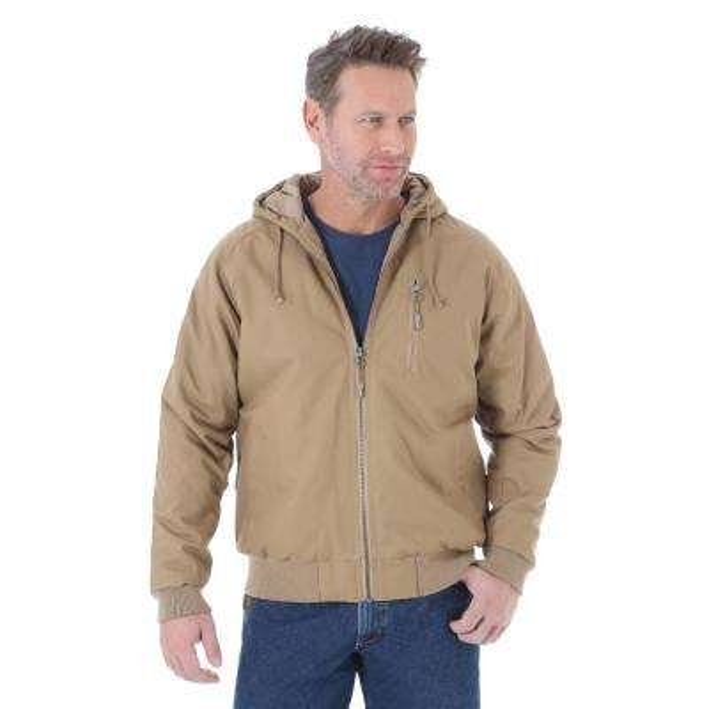 Men's Size 4X-Large Rawhide Utility Jacket